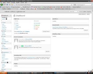 bacheca di WordPress